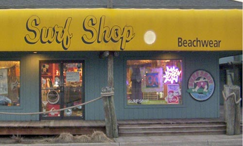 The Surf Shop in Grand Haven