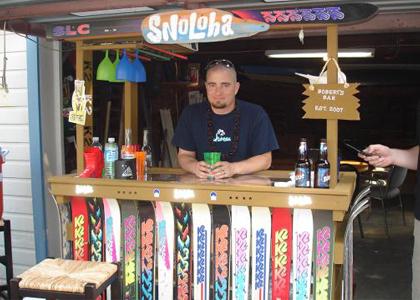 Snoloha Ski Bar
