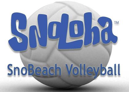 SnoBeach Volleyball