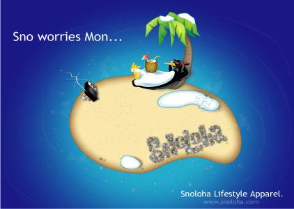 Sno Worries Mon