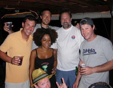 Dave in Culebra
