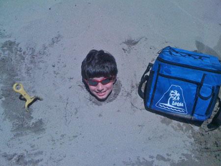 cooler_buriedsand