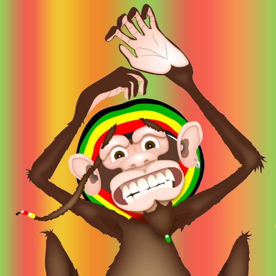 Irie the Monkey